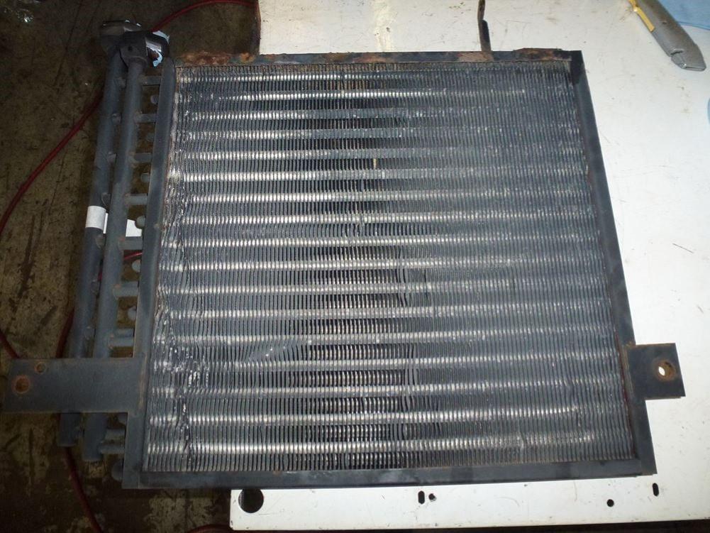 Hydraulic Oil Cooler 82-3740 114-3995 Toro ReelMaster 6500-D 6700-D 455 Radiator