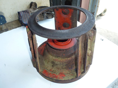 Picture of Outer Cone Top Hat 55912210 Kuhn FC352G Disc Mower Conditioner