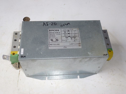 Picture of Epcos B84143-A150-R EMC Line Filter