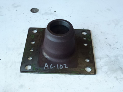 Picture of Carrier Beam Gearbox Housing Cover 150.167.0 Krone AM203S AM243S AM283S AM323S Disc Mower 1501670