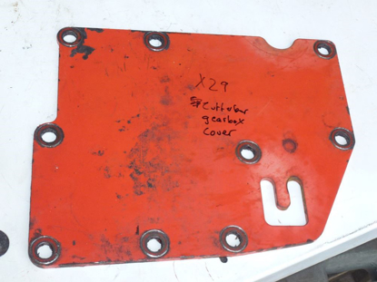 Picture of Side Gearbox Cover K5600470 Kuhn FC303GC FC353GC FGC Disc Mower Moco