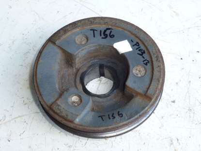 Picture of Crankshaft Pulley Perkins 103-13 Ransomes Jacobsen Turfcat 728D Diesel crank