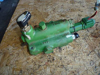 "Picture of 1/4"" Manual Hydraulic Valve w/ Electric Solenoid Detent John Deere 3225B 3235B"