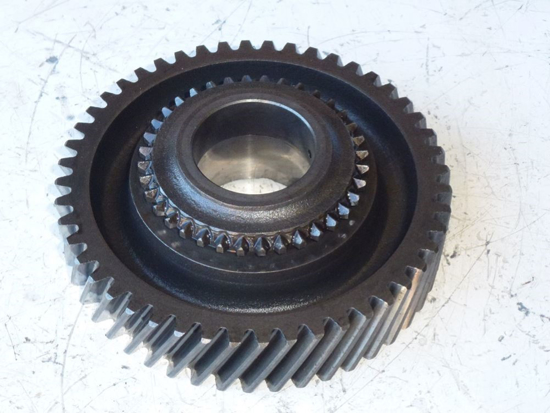 Picture of 48T Gear Wheel 1961971C1 Case IH 275 Compact Tractor PTO Countershaft