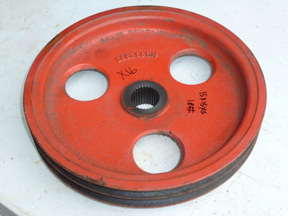 Picture of Impeller Drive Pulley 55826610 Kuhn FC303GC FC353GC Disc Mower Conditioner 558266BN