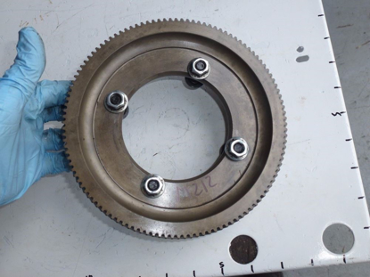 Picture of Front Axle Differential Gear Jacobsen Eclipse 322 Hybrid Greens Mower