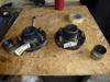 Picture of 2WD Rear Axle Hub 92-9651 114-3908 off Toro 6500D 3500D 455D Mower 929651 1143908