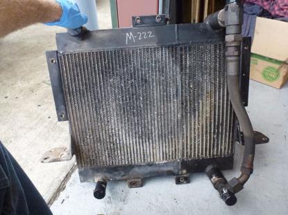 Picture of Radiator 4120720 Jacobsen LF3800 LF3400 LF3407 LF550 LF570 Mower Oil Cooler