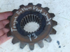 Picture of Pinion Gear in Gyrodine Hitch 56047600 Kuhn FC352G Disc Mower Conditioner 16T