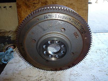 Picture of Flywheel to Isuzu 4JG1 4JG1T Diesel Engine off MQ Power Generator 1691