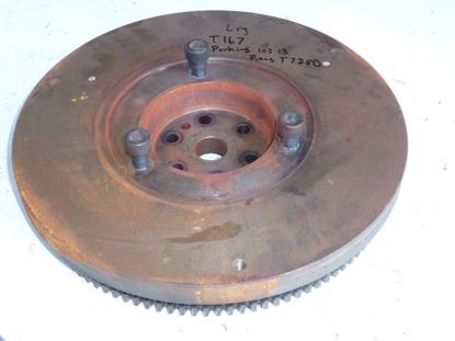Picture of Flywheel & Ring Gear Perkins 103-13 Ransomes Jacobsen Turfcat 728D