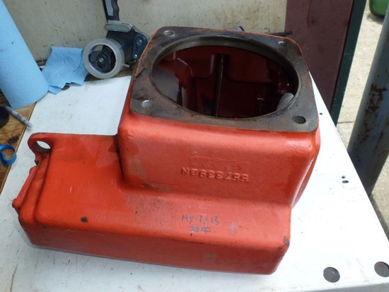 Picture of Lower Girodyne Gearcase Housing 55733910 Kuhn FC303GC Disc Mower Conditioner