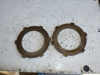 Picture of 2 Shuttle Clutch Plates 3C291-23050 Kubota Tractor