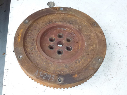 Picture of Flywheel and Ring Gear 15331-25014 Kubota L2350 Tractor D1102 Diesel Engine 15331-25018 15331-25010