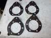Picture of 4 Skid Holders 1443252 Krone 6 hole AM242 AM282 AM322 AM202 AM167 Disc Mower 144.325.2