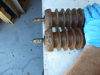 Picture of 2 Front Grooved Wiehle Rollers 94-4336 94-4330 Toro 6500D 6700D