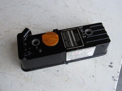 Picture of John Deere AM880151 Valve Cover Yanmar 3TNE68C Diesel Engine 2500E 2500A Mower