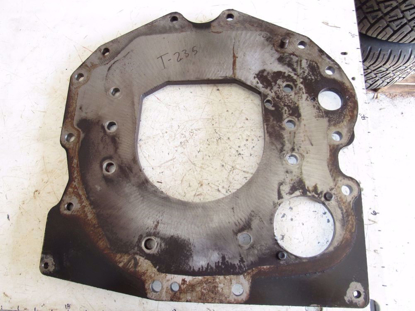 Picture of Agco Allis 72218346 Rear Bell Housing Plate Flange 5670 Tractor SLH 1000.4A Diesel Engine Deutz