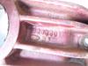 Picture of M&W 3235501 Carrier Beam Pivot Holder Bracket HC797 HC7 HC501 HC601 HC701 HC801 Hay Clipper Disc Mower
