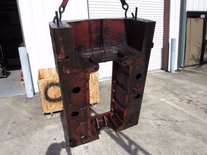 Picture of Case David Brown K947517 Main Frame Engine Spacer Housing 2WD 990 Tractor K956415