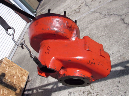 Picture of Case David Brown K942145 LH Left Final Axle Gear Housing 990 Tractor D942145 Std Clearance