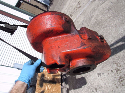 Picture of Case David Brown K942146 RH Right Final Axle Gear Housing 990 Tractor D942146 Std Clearance