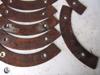 Picture of 10 John Deere TCU25774 Mower Deck Plates 8800 8800A