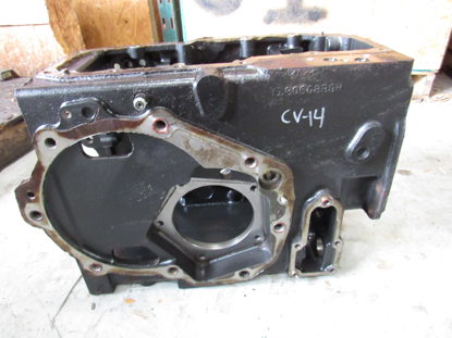 Picture of John Deere YZ81179 Transaxle Differential Housing Case