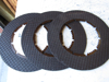 Picture of 3 John Deere RE35512 Clutch Disks Discs superceded to RE321692
