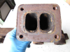 Picture of John Deere R110201 Exhaust Manifold