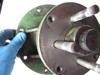 Picture of John Deere RE53757 Water Pump FOR PARTS/REBUILD