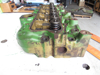 Picture of John Deere RE48615 R111949 RE48616 Cylinder Head w/ Valves