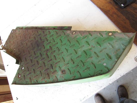 Picture of John Deere AL78997 RH Right Floor Board Step AL110896