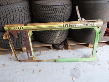 Picture of John Deere AL82585 AL77717 LH Left Hood Side Panel Support Frame