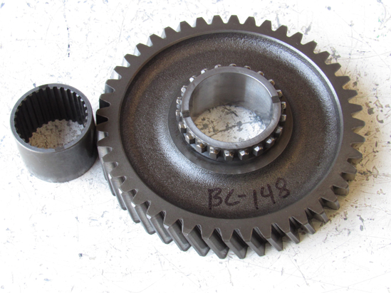 Picture of Kubota 32530-21740 Gear 44T & Race 32530-21870