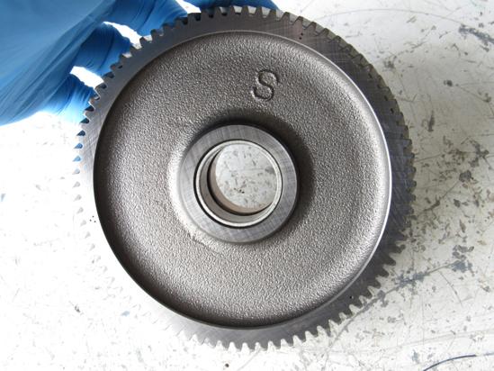 Picture of Kubota 15601-24010 Timing Idler Gear