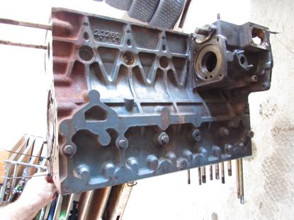 Picture of Kubota 17381-01010 Cylinder Block Crankcase