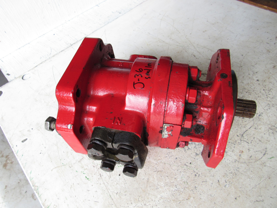 Picture of Toro 86-6000 Hydraulic Gear Pump 4500D Reelmaster Mower