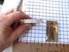 """Picture of Pair Moulder Blades Bits Knives 5/16"""" Corrugated Back Shaper Router Planer Molder Profile Blade Knife Bit"""