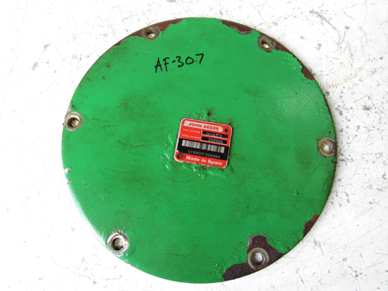 Picture of John Deere E84445 Gearcase Cover Disc Mower Conditioner MOCO