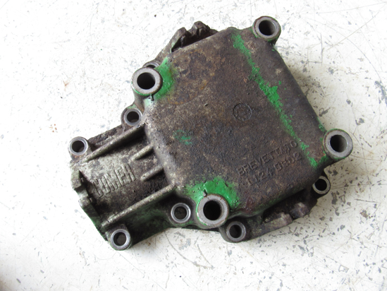 Picture of John Deere portion of AE73052 Housing Half of Rt Angle Gearcase 995 Moco Platform