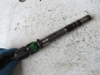 Picture of John Deere portion of AE73051 Splined Shaft of Tee Gearcase 995 Moco Platform