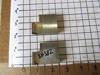 "Picture of Pair 30 Degree Moulder Blades Bits Knives 5/16"" Corrugated Back Shaper Router Planer Molder Profile Blade Knife Bit Trim Base Crown Chair Rail"