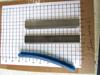 "Picture of Pair Straight Edge Moulder Blades Bits Knives 5/16"" Corrugated Back Shaper Router Planer Molder Profile Blade Knife Bit Trim Base Crown Chair Rail"