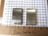 "Picture of Pair Straight Edge Moulder Blades Bits Knives 5/16"" Corrugated Back Shaper Router Planer Molder Profile Blade Knife Bit Trim Base Crown Chair Rail"