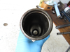 Picture of Allis Chalmers 72090551 Hydraulic Steering Cylinder Outer Tube to 5040 Tractor Agco AC