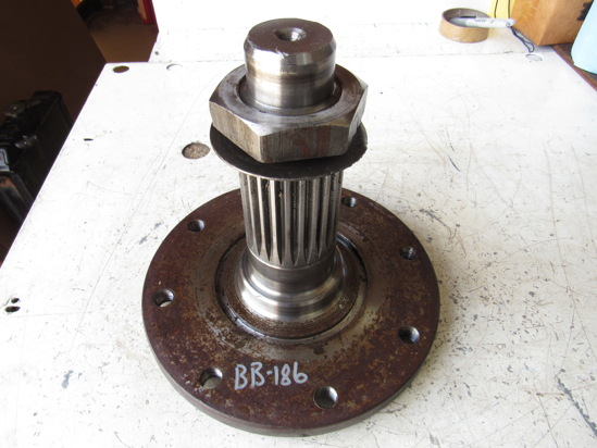 Picture of Allis Chalmers 72090434 Axle Shaft Flanged Hub Tractor Agco AC Fiat