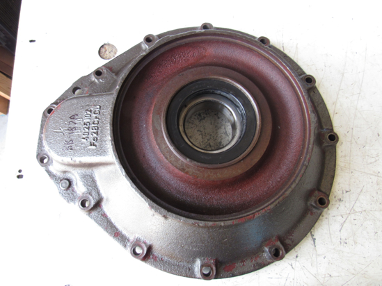 Picture of Allis Chalmers 72091897 Final Drive Axle Housing Cover Tractor Agco AC Fiat