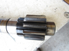 Picture of Allis Chalmers 72091893 RH Right Short Final Drive Axle Shaft Internal to Tractor Agco AC Fiat