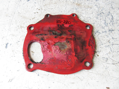 Picture of Allis Chalmers 72089489 Water Pump Back Cover to Tractor Agco AC Fiat